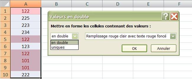 La Gestion Des Doublons Dans Excel