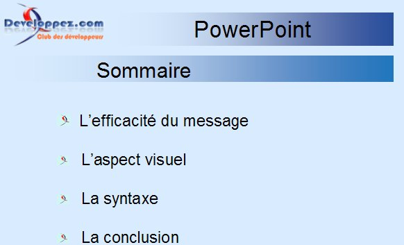 Beliebt Optimisez vos présentations PowerPoint RI45